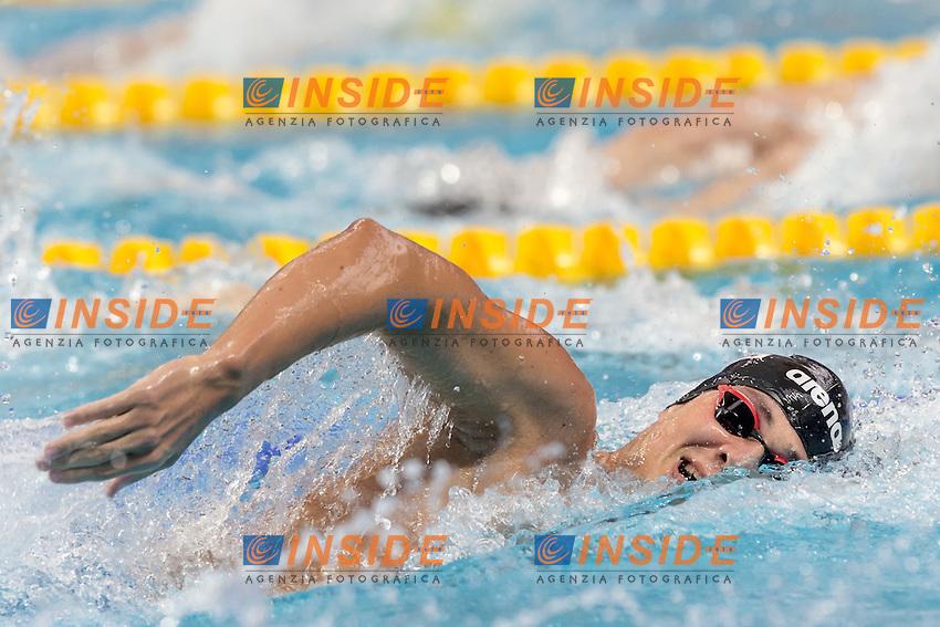 D'ARRIGO Andrea Mitchell ITA<br /> Swimming Nuoto Kazan Arena<br /> Day10 02/08/2015 Morning Heats<br /> XVI FINA World Championships Aquatics Swimming<br /> Kazan Tatarstan RUS July 24 - Aug. 9 2015 <br /> Photo G.Scala/Deepbluemedia/Insidefoto