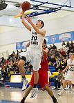 CCS Basketball Quarterfinals: St. Francis High School boys