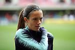 UEFA Women's Champions League 2018/2019.<br /> Semi Finals<br /> FC Barcelona vs FC Bayern Munchen: 1-0.<br /> Aitana Bonmati.