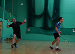 Hampshire Restricted 2019 - Day 2 - Mens Doubles