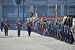 King Felipe VI of Spain attends to Pascua Militar at Royal Palace in Madrid, Spain. January 06, 2019. (ALTERPHOTOS/Pool)