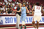 Tulane falls to Alabama, 72-64, in the third round of the WNIT at Coleman Coliseum on the campus of the University of Alabama.