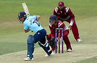 Ryan ten Doeschate of Essex in batting action during Essex Eagles vs Cambridgeshire CCC, Domestic One-Day Cricket Match at The Cloudfm County Ground on 20th July 2021
