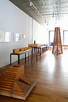 wooden artwork