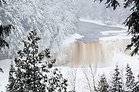 Tahquamenon Falls, Winter