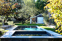 swimming pools in the garden