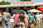 August 02 2015: Scenes on Haskell Day at Monmouth Park in Oceanport, NJ. Sue Kawczynski/ESW/CSM