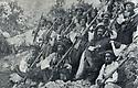 Iraq 1919? <br /> Sheikh Mahmud with his fighters   <br /> Irak 1919? <br /> Sheikh Mahmoud Barzinji avec ses combattants<br /> عیراق سالی 1919 ؟ شیخ مه حموود به رزه نجی له گه ل تیکوشه رانی