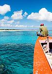 Lookout, Christmas Island (Kiritimati), Kiribati