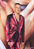 NEW YORK, NY - SEPTEMBER 14: Jeremy Scott at the New York Premiere of The Eyes Of Tammy Faye at the SVA Theatre in New York City on September 14, 2021. Credit: Erik Nielsen/MediaPunch