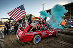 Gender reveal, boy #6 using the exhaust of a Destruction Deby car, Sunday of the 82nd annual Amador County Fair, Plymouth, California, with Destruction Derby, Music and more!<br /> .<br /> .<br /> .<br /> @AmadorCountyFair, #1SmallCountyFair, #VisitAmador, #PlymouthCalifornia, #AmadorCountyFair, #Best4DaysOfSummer, #AmadorCounty, #26thDAA