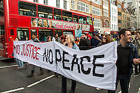 """05.10.2013 - """"Roadblocks for Justice"""" - Demo Against Cuts to the Legal Aid"""