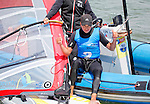 ISAF Sailing World Cup Hyères - Fédération Française de Voile. RSX Women.