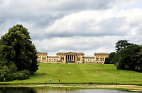 The House and Gardens at Stowe, Buckingham, UK on Tuesday July 14th 2020<br /> <br /> Photo by Keith Mayhew