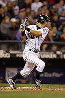 May 19, 2010: Seattle Mariners' Ichiro Suzuki (51) at-bat during a game against the Toronto Blue Jays at Safeco Field in Seattle, Washington.
