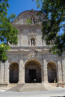 Kathedrale San Nicola (15.-17.Jh.) in Sassari,  Provinz Sassari, Nord - Sardinien, Italien