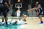 Tulane Women's Basketball tops Tulsa, 70-39.