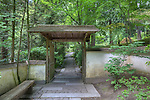 Northwest Garden, Garden Gate, Portland, Oregon Japanese GardenThe Japanese Garden in Portland is a 5.5 acre respit.  Said to be one of the most authentic Japanese Garden's outside of Japan, the rolling terrain and water features symbolize both peace and strength.