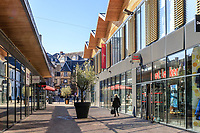 France, Cher, Bourges, Berry, Avaricum shopping district // France, Cher (18), Berry, Bourges, quartier commercial Avaricum
