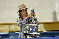 Samantha Ronson @ the Women For Hillary Organizing Event held @ West Los Angeles College.<br /> June 3, 2016