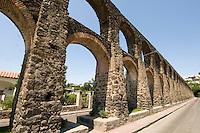 Italien, Ischia, Aquädukt bei Pilastri