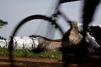 refugee camp in Nyori, South Sudan