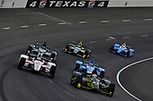 Verizon IndyCar Series<br /> Rainguard Water Sealers 600<br /> Texas Motor Speedway, Ft. Worth, TX USA<br /> Saturday 10 June 2017<br /> Tristan Vautier, Dale Coyne Racing Honda, Charlie Kimball, Chip Ganassi Racing Teams Honda<br /> World Copyright: Scott R LePage<br /> LAT Images<br /> ref: Digital Image lepage-170610-TMS-5258