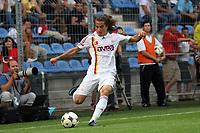 Aydin Yilmaz (Galatasaray)<br /> TSG 1899 Hoffenheim vs. Galatasaray Istanbul, Carl-Benz Stadion Mannheim<br /> *** Local Caption *** Foto ist honorarpflichtig! zzgl. gesetzl. MwSt. Auf Anfrage in hoeherer Qualitaet/Aufloesung. Belegexemplar an: Marc Schueler, Am Ziegelfalltor 4, 64625 Bensheim, Tel. +49 (0) 6251 86 96 134, www.gameday-mediaservices.de. Email: marc.schueler@gameday-mediaservices.de, Bankverbindung: Volksbank Bergstrasse, Kto.: 151297, BLZ: 50960101