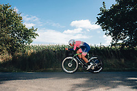 6th October 2021 Womens Cycling Tour, Stage 3. Individual Time Trial; Atherstone to Atherstone. Chira Consonni.