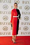 Teresa Baca attends to II Harper's Bazaar Actitud 43 awards at  in Madrid, Spain. October 17, 2018. (ALTERPHOTOS/A. Perez Meca)