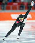 Tucker Fredricks of USA compete during the Speed Skating as part of the 2014 Sochi Olympic Winter Games at Adler Arena on February 10, 2014 in Sochi, Russia. Photo by Victor Fraile / Power Sport Images