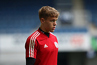 Portrait of Liam Isherwood of Accrington Stanley warming up during AFC Wimbledon vs Accrington Stanley, Sky Bet EFL League 1 Football at The Kiyan Prince Foundation Stadium on 3rd October 2020