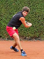 18-08-10, Tennis, Amstelveen, NTK, Nationale Tennis Kampioenschappen, Bart Beks