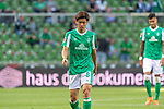 19.09.2020, wohninvest Weserstadion, Bremen, GER,  SV Werder Bremen vs Hertha BSC Berlin, <br /> <br /> <br />  im Bild<br /> <br /> enttäuscht / enttaeuscht / traurig / Niederlage / dissapointed<br /> Yuya Osako (Werder Bremen #08)<br /> Einzelaktion, Halbkörper / Halbkoerper,<br /> <br /> Foto © nordphoto / Kokenge<br /> <br /> DFL regulations prohibit any use of photographs as image sequences and/or quasi-video.