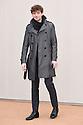 Josh Whitehouse<br /> arrives for the Burberry Menswear A/W 16 fashion show, Perks Field, Hyde Park, London<br /> <br /> <br /> ©Ash Knotek  D3064 11/01/2016