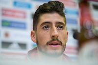 Spainsh Sergio Escudero during the press conference in the city of football of Las Rozas in Madrid, Spain. November 09, 2016. (ALTERPHOTOS/Rodrigo Jimenez) ///NORTEPHOTO.COM