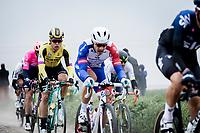 Wout Van Aert (BEL/Jumbo-Visma)<br /> <br /> 117th Paris-Roubaix (1.UWT)<br /> 1 Day Race: Compiègne-Roubaix (257km)<br /> <br /> ©kramon
