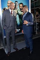 Keegan-Michael Key + Jordan Peele @ the premiere of 'Keanu' held @ the Cinerama Dome theatre.<br /> April 27, 2016