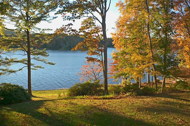 Autumn on Chickamauga Lake