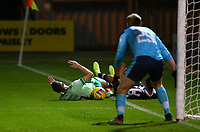 16th September 2020; St Mirren Park, Paisley, Renfrewshire, Scotland; Scottish Premiership Football, St Mirren versus Celtic; Ryan Christie of Celtic is brought down in the box for a penalty to Celtic