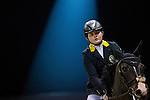 JETS riders attend Hong Kong Jockey Master Class held by Jane Richards Philipps during the Longines Hong Kong Masters on 14 February 2015, at the Asia World Expo, outskirts Hong Kong, China. Photo by Johanna Frank / Power Sport Images