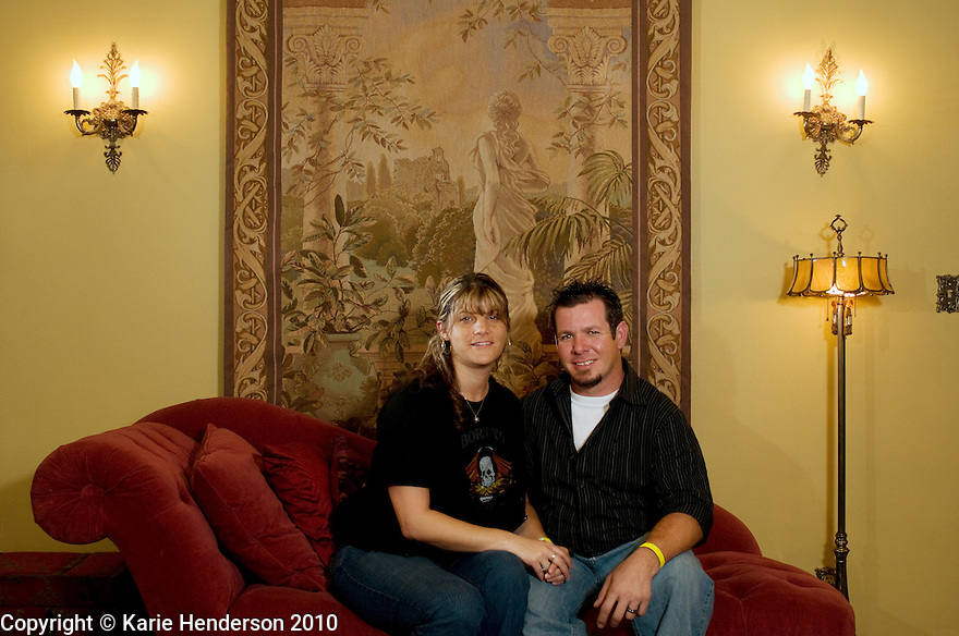 Johansen Family Benefit, at the Acacia Mansion in Ojai, Calif.. Photo by, © Karie Henderson 2010