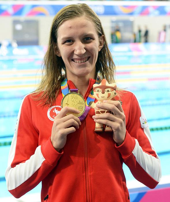 Angela Marina, Lima 2019 - Para Swimming // Paranatation.<br /> Angela Marina competes in Para Swimming // Angela Marina participe en paranatation. 26/08/2019.
