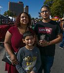 The Ramirez family during Pumpkin Palooza on Sunday Oct. 21, 2018 in Sparks, Nevada.