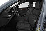 Front seat view of 2019 Cadillac CT6 Platinum 4 Door Sedan Front Seat  car photos