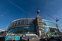 Tottenham Hotspur new stadium construction - 21.03.2018