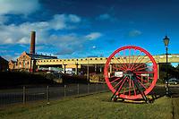 The National Mining Museum Scotland, Newtongrange, Midlothian