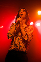 MADRID, MADRID - NOVEMBER 19: Singer Bobby Gillespie of Primal Scream performs at La Riviera on November 19, 2010 in Madrid, Spain. (Photo by Juan Naharro Gimenez)