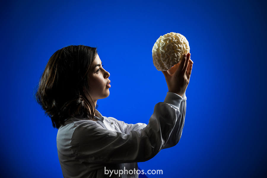 _RE_6905<br /> <br /> 1704-02 Erin Kasada and Brain<br /> <br /> April 3, 2017<br /> <br /> Photography by Nate Edwards/BYU<br /> <br /> © BYU PHOTO 2016<br /> All Rights Reserved<br /> photo@byu.edu  (801)422-7322