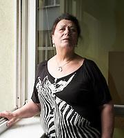 70th anniversary of Roma genocide, Rita Prigmore who lost her twin sister to the Nazi experiments.